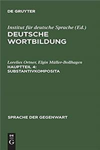Download Deutsche Wortbildung, Hauptteil 4, Substantivkomposita (Sprache der Gegenwart) (German Edition) fb2