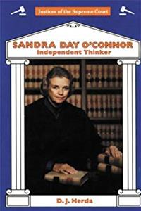 Download Sandra Day O'Connor: Independent Thinker (Justices of the Supreme Court) fb2