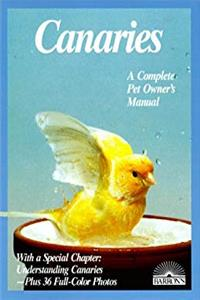 Download Canaries: A Complete Pet Owner's Manual fb2