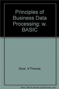 Download Principles of Business Data Processing With BASIC fb2