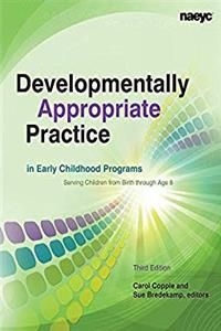 Download Developmentally Appropriate Practice in Early Childhood Programs Serving Children from Birth Through Age 8 fb2