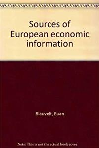 Download Sources of European economic information fb2