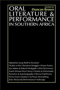 Download Oral Literature and Performance in Southern Africa fb2