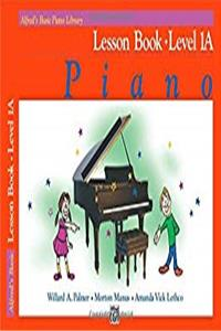 Download Alfred's Basic Piano Library Lesson Book, Bk 1A fb2