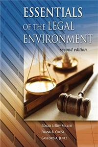 Download Essentials of the Legal Environment (Advantage Series) fb2