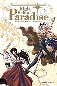 Download High School Paradise, Tome 2 (French Edition) fb2