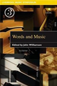 Download Words and Music (Liverpool Music Symposium) fb2
