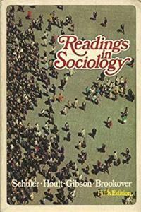 Download Readings in sociology, fb2