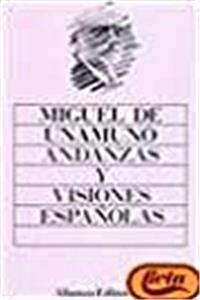 Download Andanzas y visiones espanolas/ Sceneries and Visions of Spain (Sección Literatura) (Spanish Edition) fb2