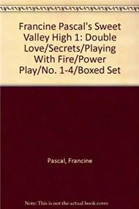 Download Francine Pascal's Sweet Valley High 1: Double Love/Secrets/Playing With Fire/Power Play/No. 1-4/Boxed Set fb2