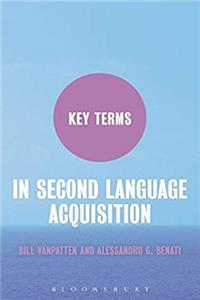 Download Key Terms in Second Language Acquisition fb2