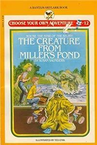 Download The Creature from Miller's Pond fb2