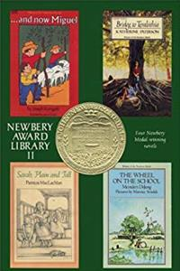 Download Newbery Award Library II: And Now, Miguel / Bridge to Terabithia / Sarah Plain and Tall / Wheel On fb2