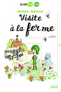 Download Visite La Ferme (English and French Edition) fb2