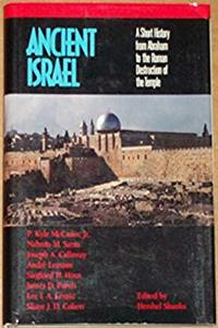 Download Ancient Israel: A short history from Abraham to the Roman destruction of the Temple fb2
