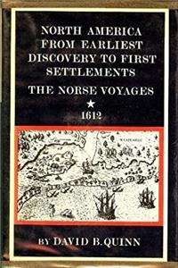 Download North America from Earliest Discovery to First Settlements: The Norse Voyages to 1612 (The New American Nation series) fb2