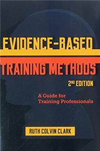 Download Evidence-Based Training Methods: A Guide For Training Professionals fb2
