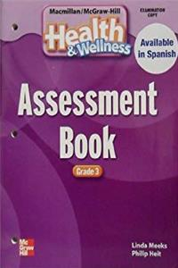 Download Health&Wellness Assessment Book Grade 3 fb2