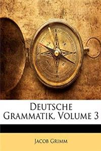 Download Deutsche Grammatik, Volume 3 (German Edition) fb2