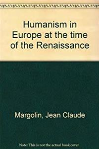 Download Humanism in Europe at the time of the Renaissance fb2