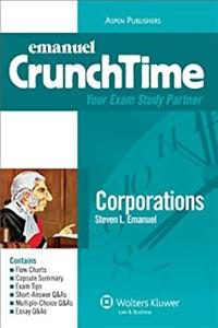 Download Corporations (CrunchTime) fb2