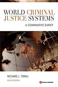 Download World Criminal Justice Systems, Eighth Edition: A Comparative Survey fb2