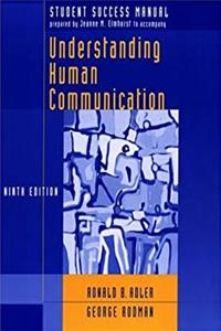 Download Student Success Manual to accompany Understanding Human Communication, Ninth Edition fb2