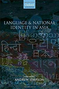 Download Language and National Identity in Asia (Oxford Linguistics) fb2