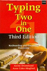Download Typing Two-in-one: Keyboarding and Document Processing fb2