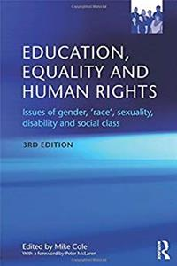 Download Education, Equality and Human Rights: Issues of gender, 'race', sexuality, disability and social class fb2